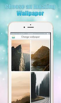 iLauncher Os 11 - iphone 7 style for Android apk screenshot
