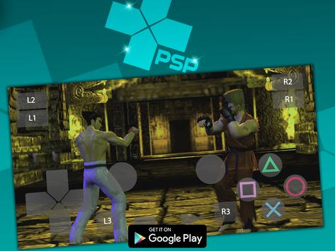 Free PSP Emu (Best Android Emulator For PSP) for Android