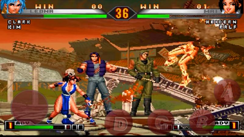 Hints KING OF FIGHTER 98 for Android - APK Download