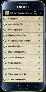 Truyện Cổ Tích - Việt Nam apk screenshot