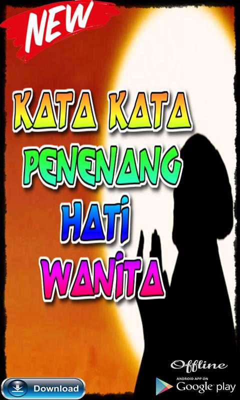Kata Kata Penenang Hati Wanita For Android Apk Download