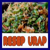 Resep Masakan Urap icon