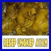 Resep Ungkep Ayam icon