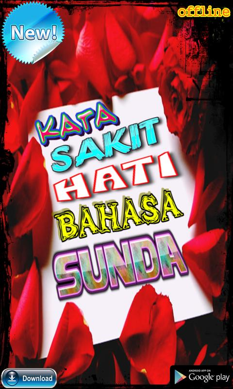 Kata Kata Bahasa Sunda For Android Apk Download