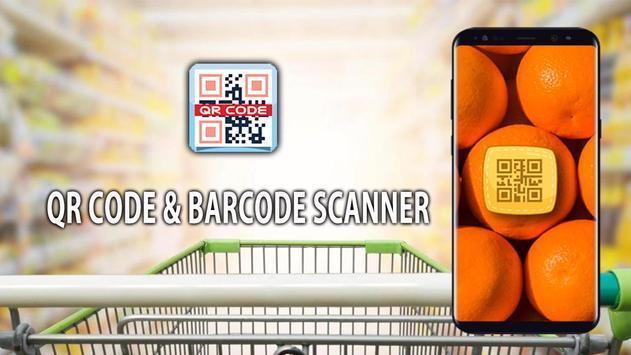 QR Code & Barcode Scanner captura de pantalla 4