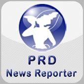 PRD News Reporter icon