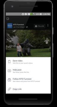Fb Video Downloader - Best Downloader poster