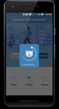 Fb Video Downloader - Best Downloader screenshot 2