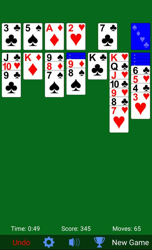 how to play draw 3 solitaire