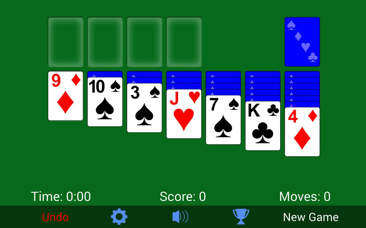 how to play speed solitaire