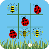 Tic Tac Little Bug Puzzle icon