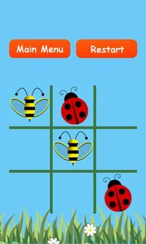 Tic Tac Little Bug Puzzle apk screenshot