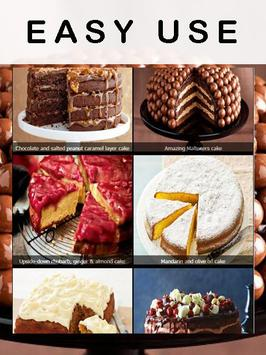 Cake Recipes apk screenshot