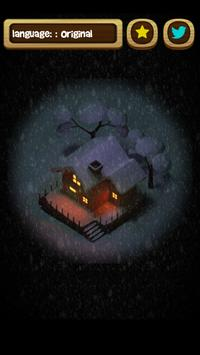 Escape Game -lost on Christmas- poster