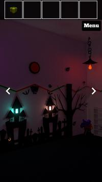Pumpkin Night -escape room- apk screenshot