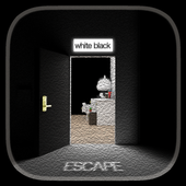 Escape -whiteBlack- icon