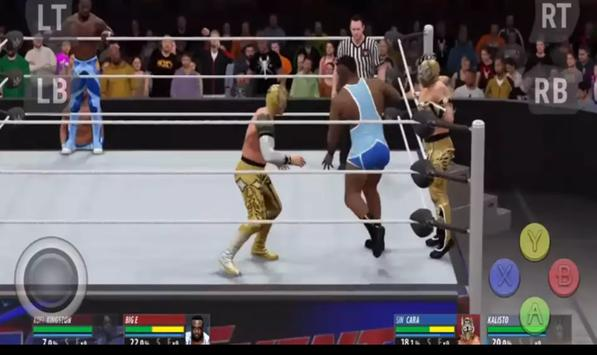 Tricks for WWE 2K17 apk screenshot