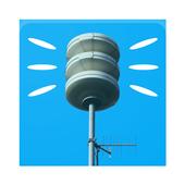 Air Raid Siren icon