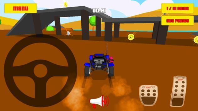 Baby Car Fun 3D - Racing Game screenshot 14