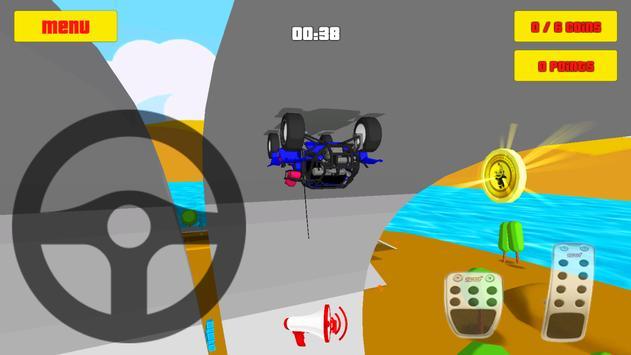 Baby Car Fun 3D - Racing Game screenshot 20