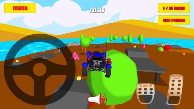 Baby Car Fun 3D - Racing Game screenshot 7