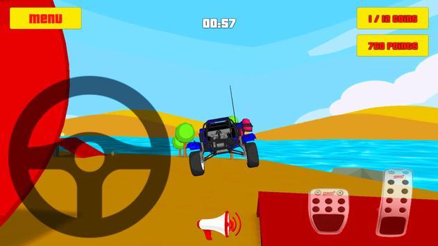 Baby Car Fun 3D - Racing Game screenshot 5