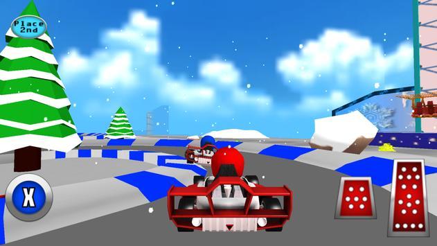 Baby Snow Park Winter Fun apk screenshot