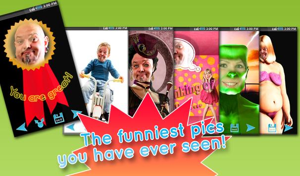 Photo Fun - Funny Pics Creator apk screenshot