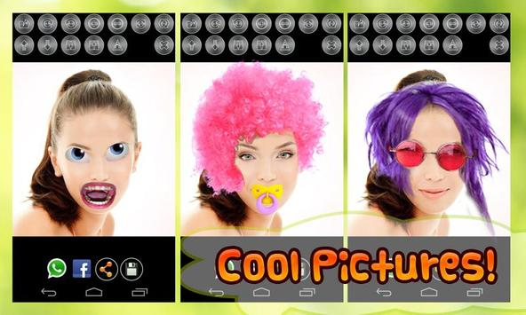 Fun Face Changer: Pro Effects apk screenshot