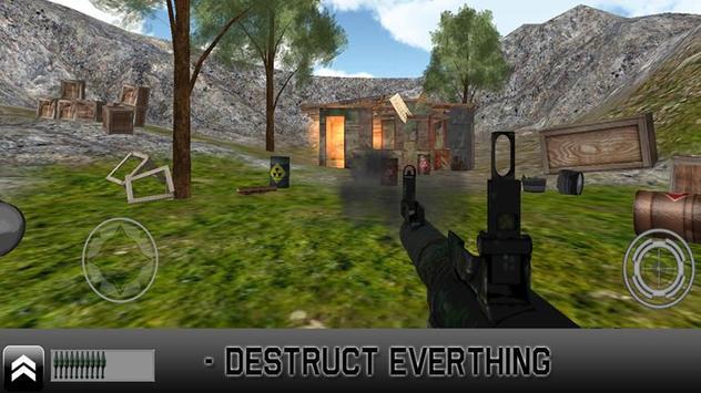 Guns & Destruction poster