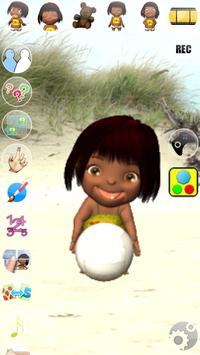 Talking Emily Baby Girl Games screenshot 11