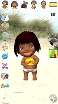Talking Emily Baby Girl Games screenshot 7