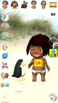 Talking Emily Baby Girl Games screenshot 4