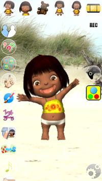 Talking Emily Baby Girl Games screenshot 8