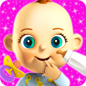 Talking Babsy Baby icon