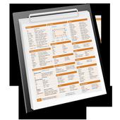 Cheat Sheets Lite icon