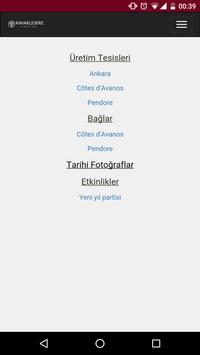 Kavaklıdere Katalog apk screenshot