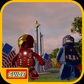 New LEGO Marvel Avengers Guide icon