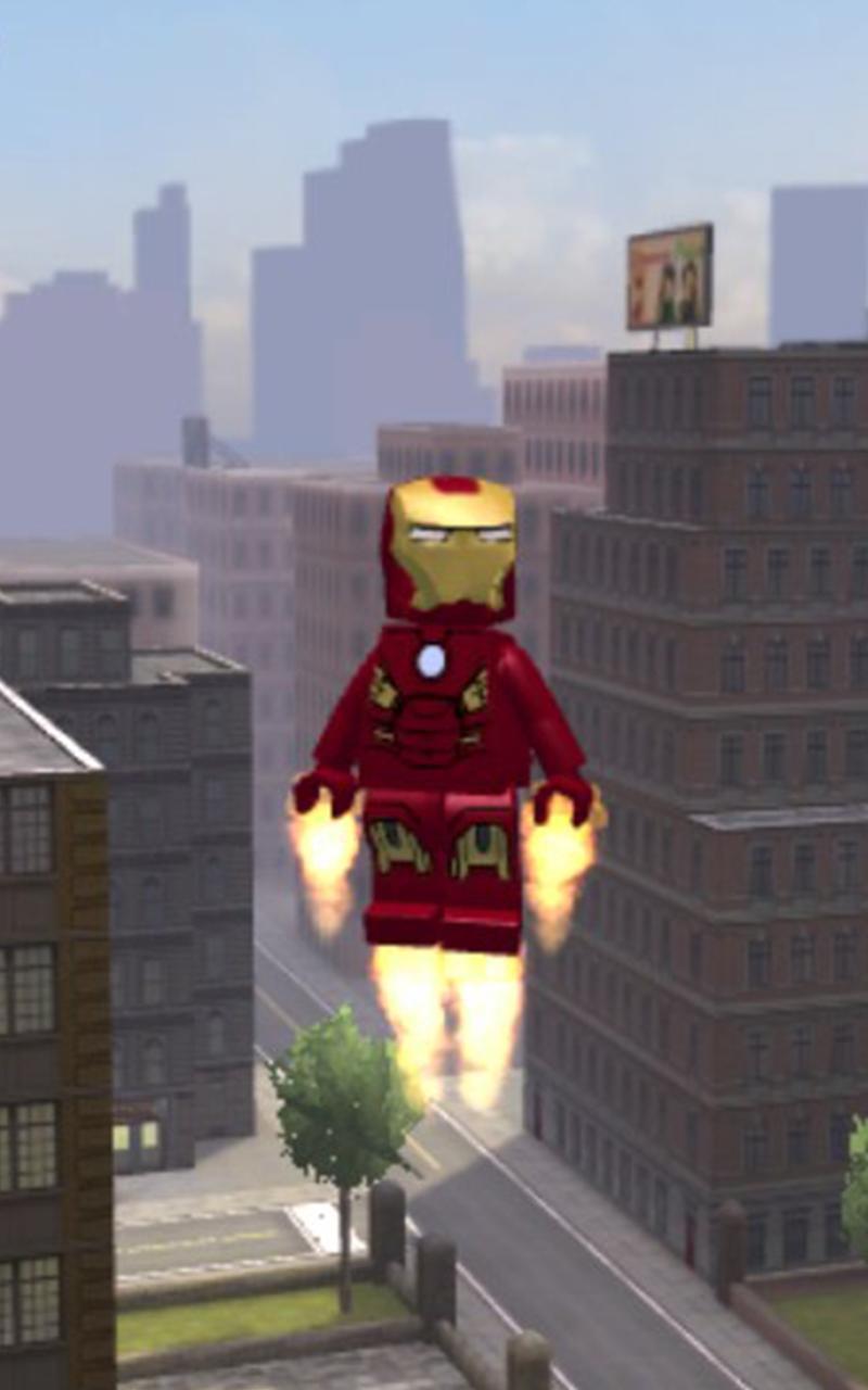 New LEGO Marvel Avengers Guide poster