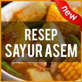 Resep Sayur Asem icon