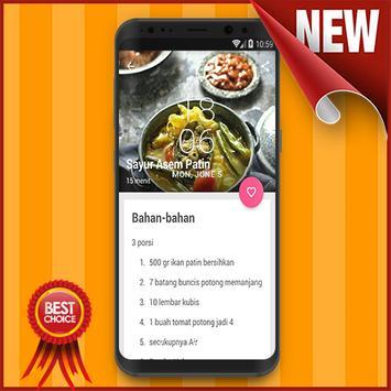 Resep Sayur Asem screenshot 2