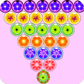 Bubble Shooter Flower icon