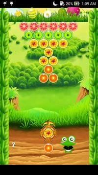 Bubble Shooter Flower apk screenshot