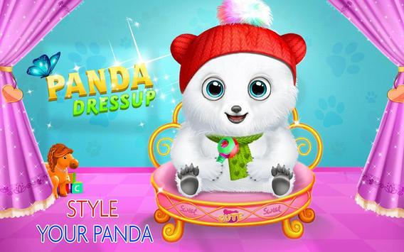Bear Dress up & Makeup Salon – Pet Care Game poster