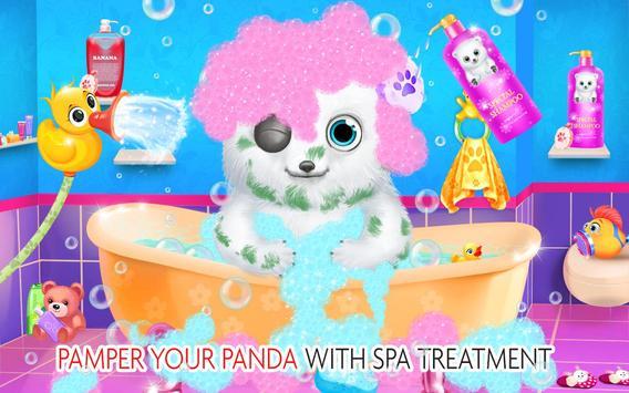 Bear Dress up & Makeup Salon – Pet Care Game screenshot 1