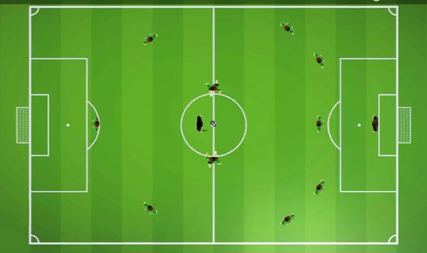 Ninja Soccer apk screenshot