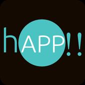 hAPP!! Feedback icon