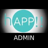 hAPP!! Admin icon
