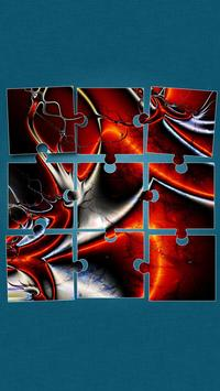 Abstract Jigsaw Puzzle screenshot 13