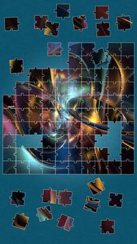 Abstract Jigsaw Puzzle screenshot 2